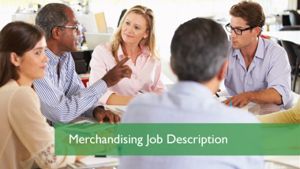 merchandising job description martec international