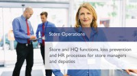 Store Operations