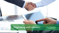 Negotiating with Retailers