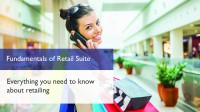 Fundamentals of Retail Suite