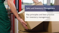 Sales and Inventory Management E-Learning Course