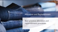 Allocation and Replenishment E-Learning Course