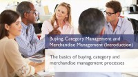 Buying, Category and Merchandise Management