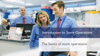 Introduction to Store Operations