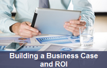 Online training in how to build a business case and roi