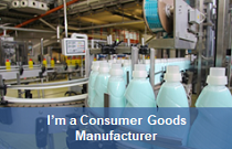 E-learning courses for consumer goods manufacturers