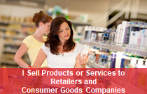 Training for those who sell or provide services to retailers