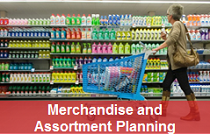 Merchandise and assortment planning training