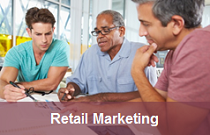 Retail marketing training