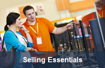 Selling essentials training